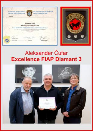 EFIAP DIAMANT 3-AAAA